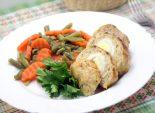 Зразы из куриного фарша. Пошаговый кулинарный рецепт с фото приготовление зраз из куриного фарша с яйцом. Фото рецепта