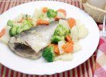 Толстолобик тушеный с овощами. Пошаговый кулинарный рецепт с фото приготовление рыбы тушеной с овощами. Фото рецепта