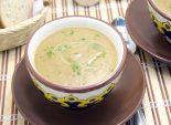 Грибной суп-пюре. Пошаговый кулинарный рецепт с фото приготовление грибного супа-пюре. Фото рецепта