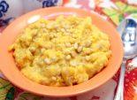 Овсяная каша с тыквой и кедровыми орешками. Пошаговый кулинарный рецепт с фотографиями приготовление овсяной каши с тыквой и кедровыми орехами. Фото рецепта