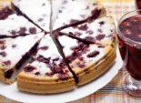 Вишнёвый пирог. Пошаговый кулинарный рецепт с фото приготовление вишнёвого пирога. Фото рецепта