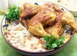 Курица запеченная «По-восточному». Пошаговый кулинарный рецепт с фото приготовление курицы с карри. Фото рецепта