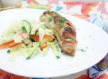 Куриное филе запеченное с беконом. Пошаговый кулинарный рецепт с фотографиями приготовление куриного филе запеченного с беконом. Фото рецепта