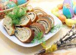 Рулет с рыбой. Пошаговый кулинарный рецепт с фотографиями приготовление закусочного рулета с рыбой.