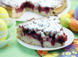 Пирог с клюквой. Пошаговый кулинарный рецепт с фотографиями приготовления пирога с клюквой.