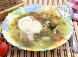 Зелёный борщ. Пошаговый кулинарный рецепт с фотографиями приготовление зеленого борща с фото. Фото рецепта