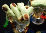 Печенье «Зеленые пальцы»