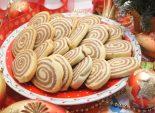 Новогоднее печенье «Спиральки». Пошаговый кулинарный рецепт с фотографиями приготовления новогоднего печенья на Новый год.
