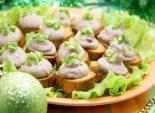 Паштет из куриной печени «Праздничный». Пошаговый кулинарный рецепт с фотографиями приготовления нежного паштета из куриной печени с грибами на новогодний стол.