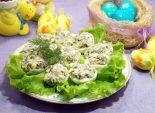 Яйца фаршированные грибами. Пошаговый кулинарный рецепт с фотографиями приготовления яиц фаршированных грибами