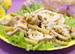Куриный рулет с французской горчицей. Пошаговый кулинарный рецепт с фотографиями приготовления куриного рулета с французской горчицей