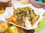 Салат с корейской морковью «Остренький». Пошаговый кулинарный рецепт с фотографиями приготовления салата с корейской морковью «Остренький»
