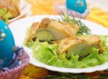 Пасхальные конвертики. Пошаговый кулинарный рецепт с фотографиями приготовления пасхальных конвертиков из слоеного теста с яйцом и фаршем