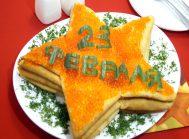 Блинный торт «Звезда»