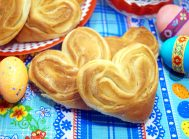 Сдобные булочки «Плюшки»
