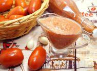Томатный соус на зиму с горчицей