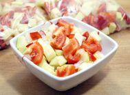 Заморозка кабачков с овощами на зиму