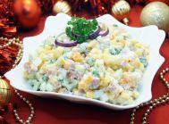 Салат «Рождественский вечер»