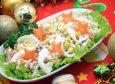 Салат с крабовыми палочками и кукурузой. Пошаговый кулинарный рецепт с фото приготовление салата с крабовыми палочками и кукурузой на новогодний стол.