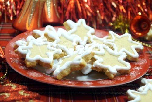 Имбирное печенье на Рождество - рецепт