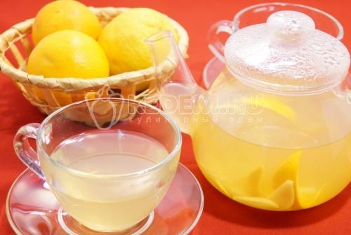 Имбирный чай - рецепт