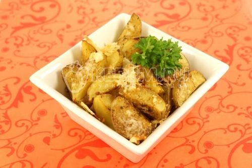 Картофель по-итальянски - рецепт