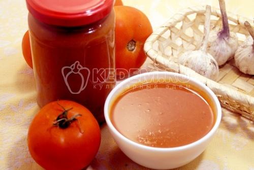 Кетчуп «Домашний» - рецепт