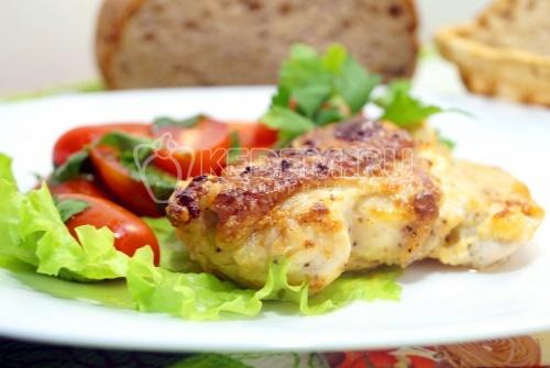 Куриная грудка с сыром Ариана
