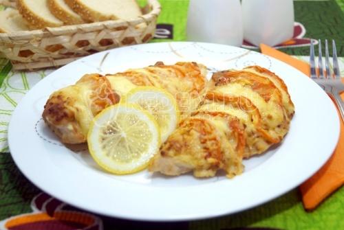 Куриное филе в духовке «Изабелла»