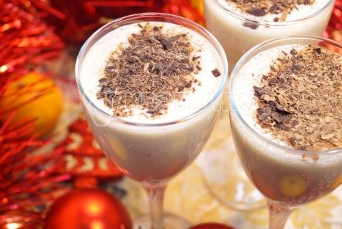 Новогодний десерт «Радость обезьянки»