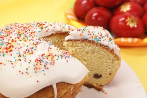 кулич пасхальный рецепты пасхальных куличей простые