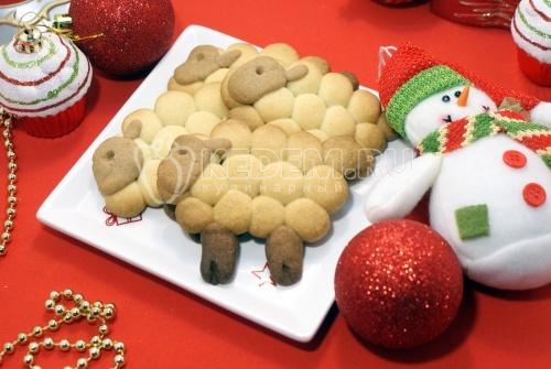 Печенье Новогодние овечки