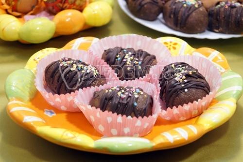 Пирожное Шоколадное яичко