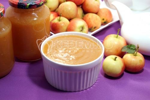 Повидло из яблок - рецепт