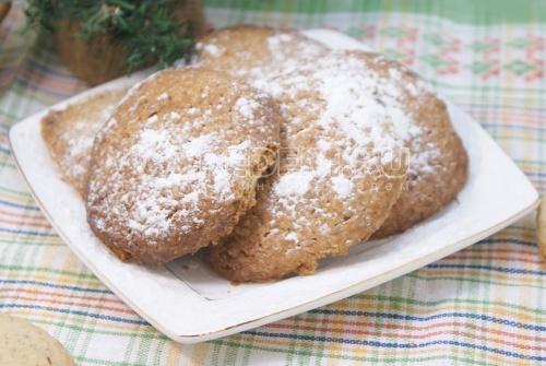 Рождественское ореховое печенье - рецепт