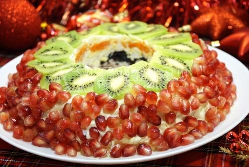 Салат «Дамский каприз» - рецепт