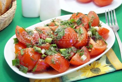 Салат «Мазарини» - рецепт