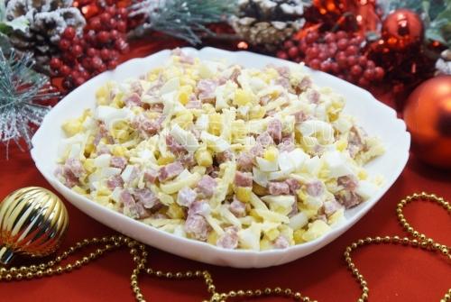 Салат «Мышиный Король» - рецепт