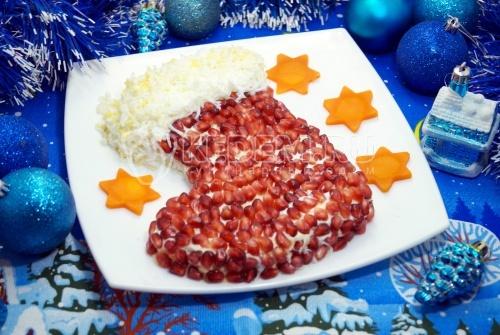 Салат «Сапожок» - рецепт