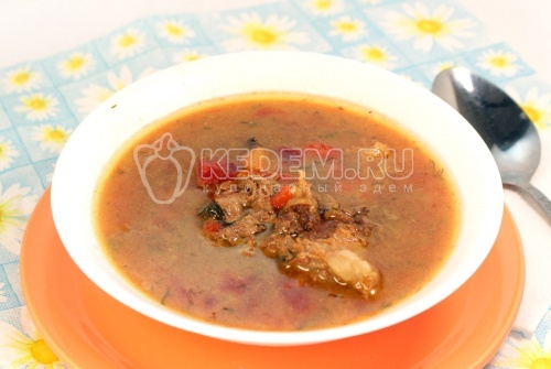Суп Мясника