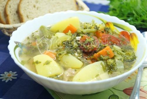 Суп-рагу «Торио» - рецепт