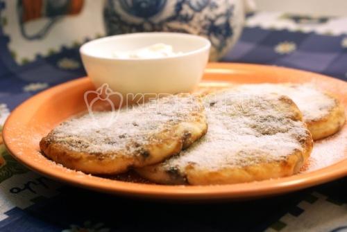 Сырники простой вкусный рецепт фото
