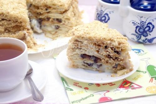 Торт Генеральский