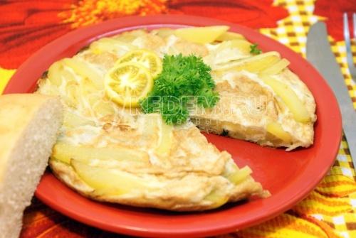 Тортилья - рецепт
