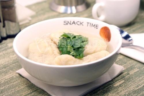 Вареники с картошкой и грибами - рецепт