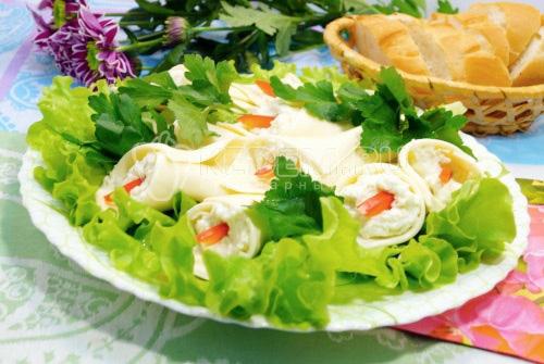 Закуска «Букет для милых дам»