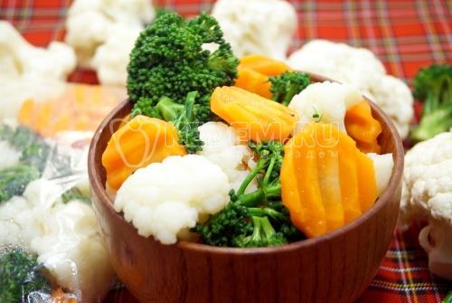 Заморозка на зиму «Ассорти» - рецепт