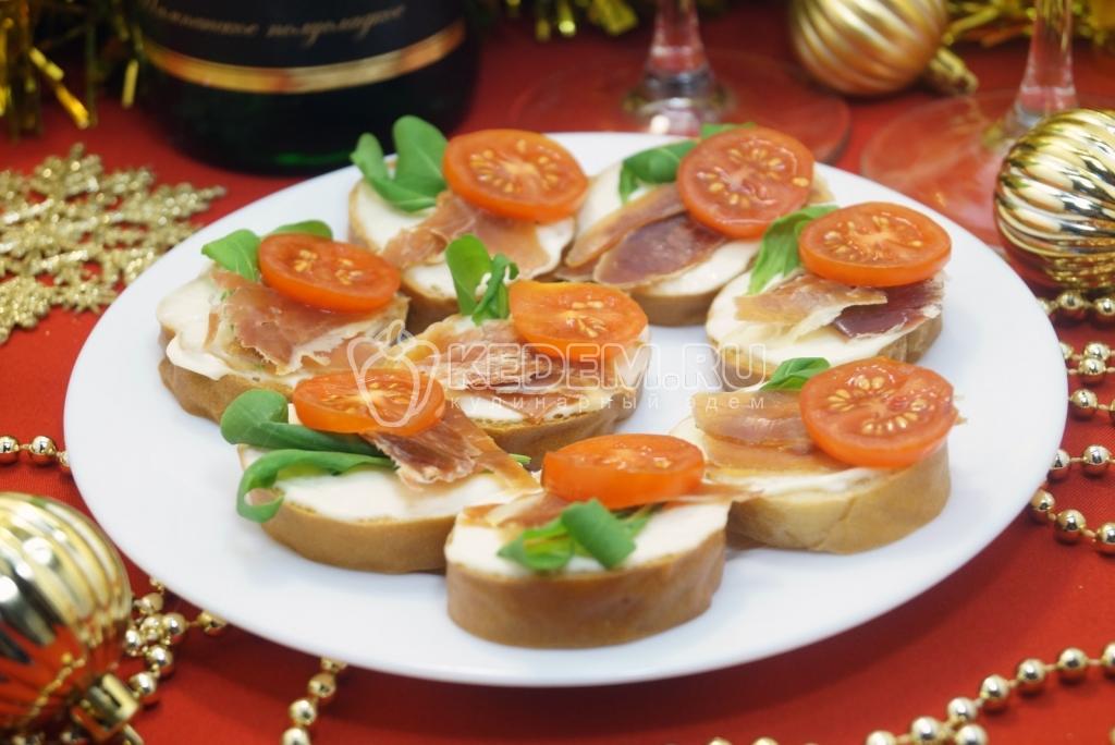 бутерброды с фото рецепты