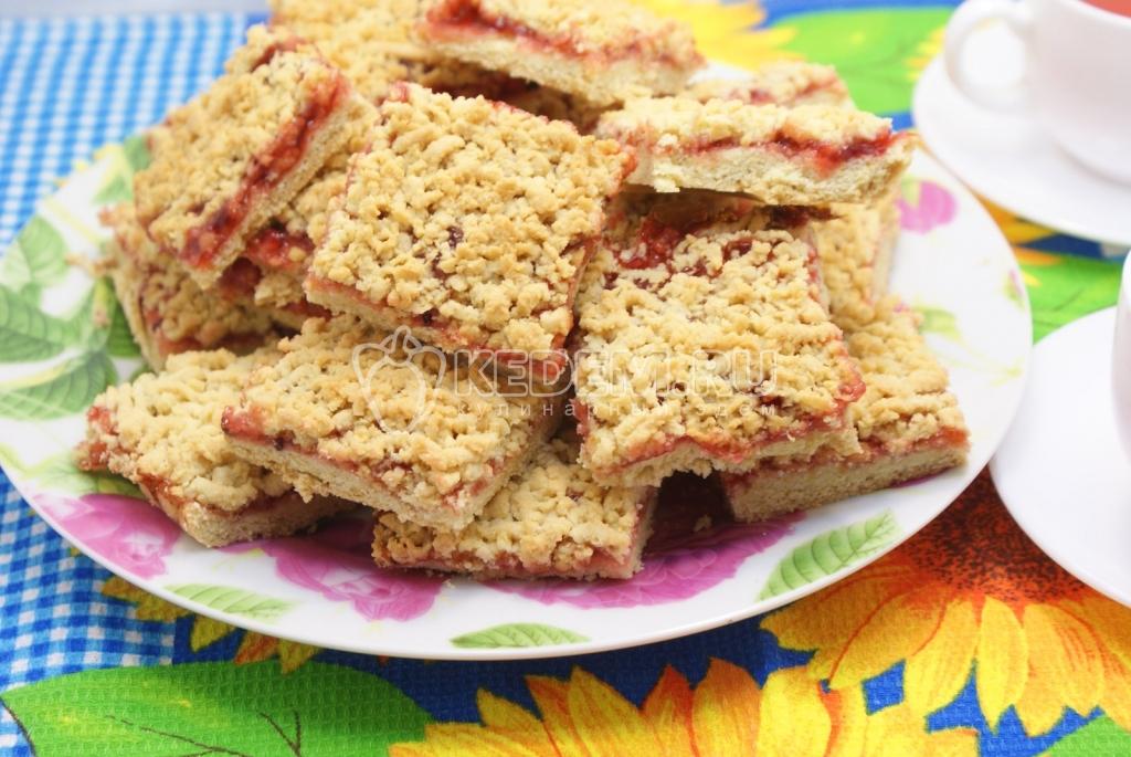 Рецепт печенья с вареньем быстрого приготовления баранина вине рецепты приготовления