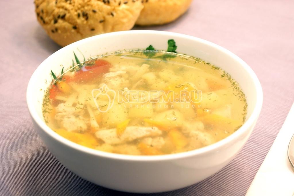 Все рецепты диетических супов 36